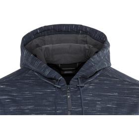 Jack Wolfskin Oceanside Hooded Jacket Men night blue